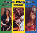 VA-RUSS MEYER-UP! Megavixens/Beneath the Valley of Ultravixens/Supevixens-NEW CD