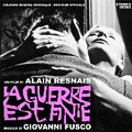 Giovanni Fusco-La guerre est finie-A.RESNAIS 66 OST-NEW CD