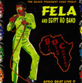 Fela & Egypt 80-Big Blind Country-Live '91-Afro funk-LP
