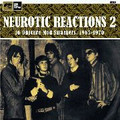 VA-Neurotic Reactions 2-Obscure Mod Beat Garage-new LP