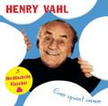 HENRY VAHL-Einer spinnt immer-NEW CD