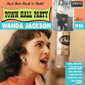 "Wanda Jackson-Live at Town Hall Party '58-NEW 10"" EP"