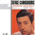 SERGE GAINSBOURG-Percussions-'64 FRENCH-NEW LP 180GR
