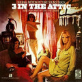 Chad and Jeremy-3 IN THE ATTIC-'68 OST USA PSYCH-NEW LP