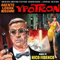 Nico Fidenco-Agente Logan missione Ypotron-'66 OST-NEW CD