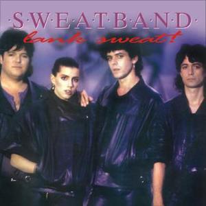 Sweatband-Lank Sweat!/