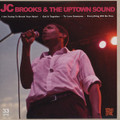 "JC Brooks &The Uptown Sound-I´m Trying To Break Your Heart-7"" EP 4 TRACKS"