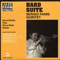 Sergio Fanni Quintet-Hard Suite-'75 Italian Jazz Trumpeter-NEW LP