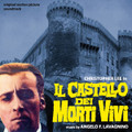 Angelo Francesco Lavagnino-IL CASTELLO DEI MORTI VIVI-Italian Gothic OST-NEW CD