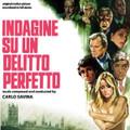 Carlo Savina-Indagine su un delitto perfetto/The perfect crime-'78 OST-NEW CD