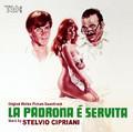 Stelvio Cipriani-La padrona è servita-70s Sexy OST-NEW CD