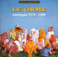 Le Orme-ANTOLOGIA-ITALIAN PROGRESSIVE ROCK '70-80-NEW CD