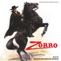 Guido & Maurizio De Angelis-Zorro-'74 ITALIAN OST-NEW LP