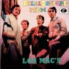 LOS MAC'S-Kaleidoscope Men-'67 Chile psychedelic trippy-NEW LP 10""