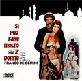 Franco De Gemini-Si può fare molto con 7 donne-70s OST THRILLER harmonica-NEW CD
