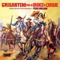 Piero Umiliani-Crisantemi per un branco di carogne-'68 WESTERN OST-NEW CD