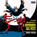 Roberto Pregadio-...e così divennero i 3 supermen del West-'73 OST-NEW CD