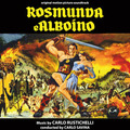 Carlo Rustichelli-Rosmunda e Alboino/Sword of the Conqueror-OST-NEW CD