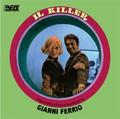 Gianni Ferrio-Il killer-'68 TV SERIES OST-NEW CD
