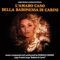 Romolo Grano-L'amaro caso della baronessa di Carini-'75 Italian TV cult-NEW CD