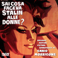 Ennio Morricone-Sai cosa faceva Stalin alle donne?-'69 OST-NEW CD