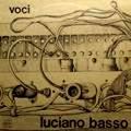 LUCIANO BASSO-Voci-'76 Italian progressive rock-NEW LP
