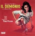 Piero Piccioni-Il demonio-'64 ITALIAN HORROR OST-NEW CD