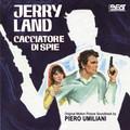 Piero Umiliani-Jerry Land cacciatore di spie-'66 ITALIAN SPY OST-NEW CD