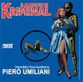 Piero Umiliani-Il marchio di Kriminal-'68 SPY OST-Max Bunker-NEW CD