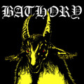 Bathory-Bathory-Yellow Goat-'84 Black Metal-NEW LP