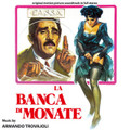 Armando Trovajoli-La banca di Monate-'75 OST-NEW CD