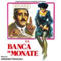 Armando Trovajoli-La banca di Monate-'75 OST-NEW CD