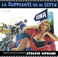 Stelvio Cipriani-La supplente va in città-SEXY OST-NEW CD