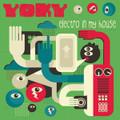 YOKY-Electro in my house-IRMA-NEW CD