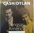 Johnny Cash/Bob Dylan-Songs From The Real America-NEW LP