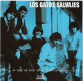 LOS GATOS SALVAJES 'Wild R&B Beat From Argentina'-NEWCD