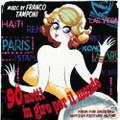 FRANCO TAMPONI-90 NOTTI IN GIRO PER IL MONDO-OST-NEW CD