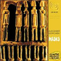 ALEXANDER SOPCHEK-Masks-African rhythms Jazz-Funk CD