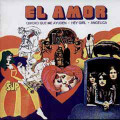 El Amor-Everybody Help Me MEXICAN PSYCHEDELIC-NEW CD
