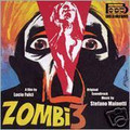 Stefano Mainetti-Zombi 3-LUCIO FULCI-HORROR OST-NEW CD