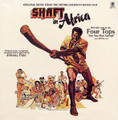 Johnny Pate /Four Tops-Shaft In Africa-blacksploitation-NEW LP