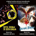 M.De Sica/C.Cordio-Killing Birds/Sette scialli di seta Gialla-HORROR OST-NEW CD