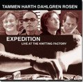 Tammen/Harth/Dahlgren/Rosen–Expedition-avant-garde jazz-NEW CD
