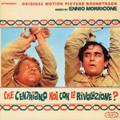 Ennio Morricone-Che C'entriamo Noi Con La Rivoluzione-NEW CD