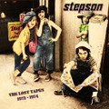 STEPSON-The lost tapes: '72-74 Bluesy hard rock-NEW LP