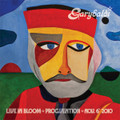 Garybaldi-Live in Bloom-Italian Prog 2010-new CD papesleeve
