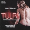 The Alvarius-Tulpa-Italian Giallo horror movie OST-Francesco Zampaglione-NEW CD