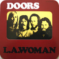 Doors-L.A. Woman-NEW LP 180gr RHINOVINYL cut-out window cover