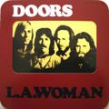 Doors-L.A. Woman-NEW LP 180gr RHINOVINYL cut-out window cover