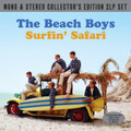 The Beach Boys-Surfin' Safari-MONO AND STEREO-2LP GATEFOLD 180gr